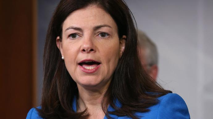 Sen. Kelly Ayotte Mark (Wilson / Getty Images / AFP)