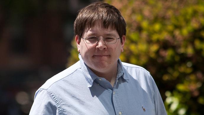 Former Reuters social media editor Matthew Keys (Max Whittaker Getty Images / AFP)