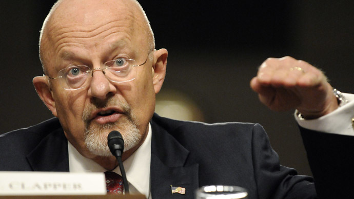 U.S. Director of National Intelligence James Clapper (Reuters/Jonathan Ernst)