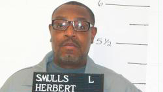 Herbert Smulls (Reuters / Missouri Department of Corrections / Handout)