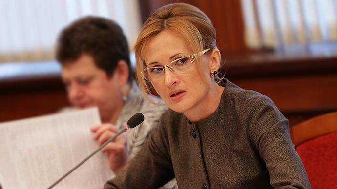 Irina Yarovaya (RIA Novosti / Anton Denisov)