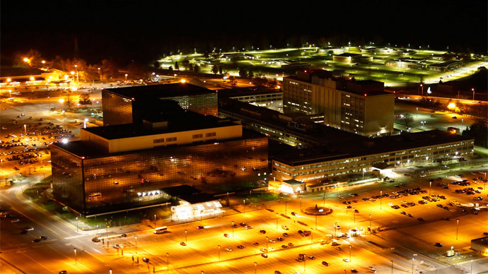NSA headquarters. Image from https://firstlook.org