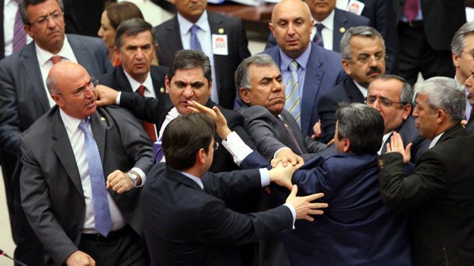 AFP Photo / Adem Altan