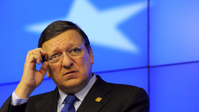 European Commission President Jose Manuel Barroso (AFP Photo / John Thys)