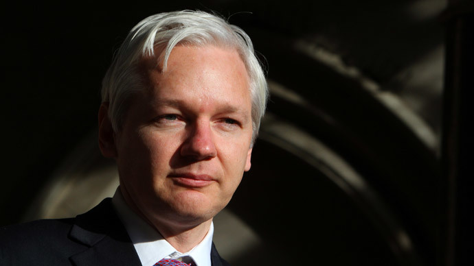 WikiLeaks founder Julian Assange.(AFP Photo / Geoff Caddick)