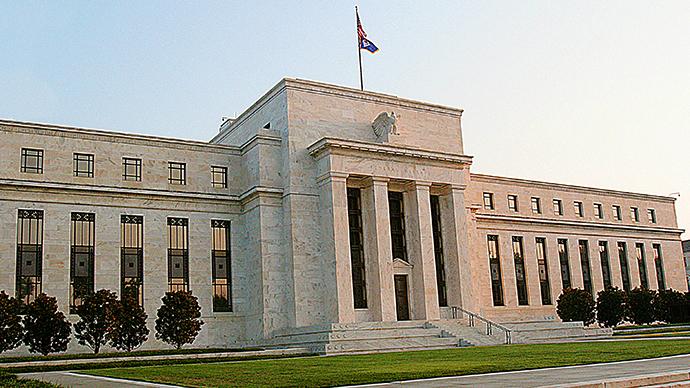 The Marriner S. Eccles US Federal Reserve Building in Washington, DC. (AFP Photo / Karen Bleier)