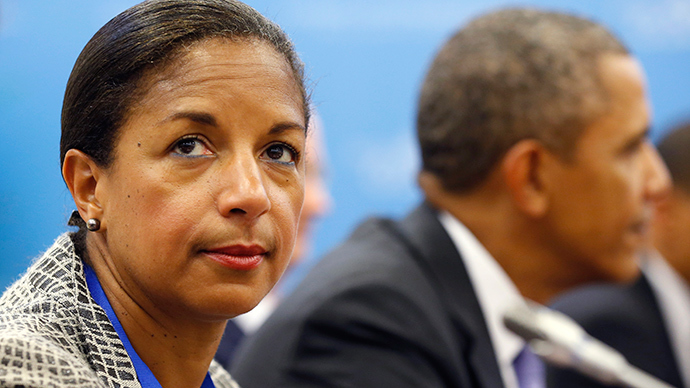 U.S. National Security Advisor Susan Rice (Reuters / Kevin Lamarque)