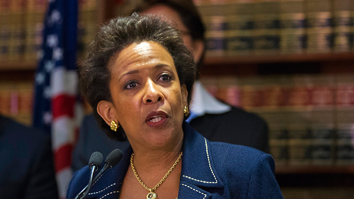 U.S. Attorney Loretta Lynch (Reuters / Lucas Jackson)