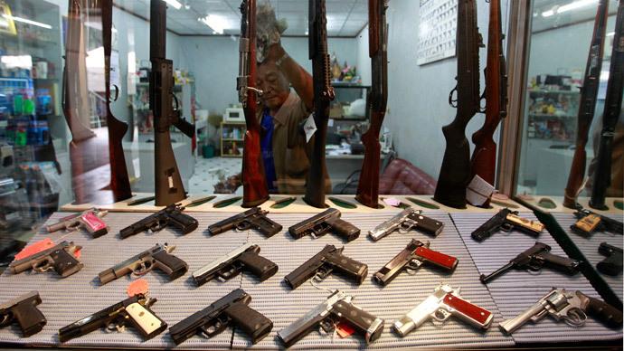 Reuters / Sukree Sukplang