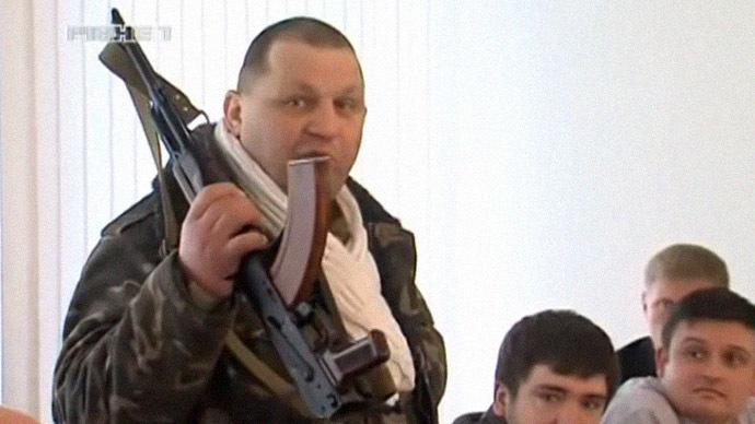 Aleksandr Muzychko