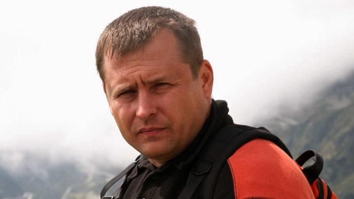 Borys Filatov (Photo from www.facebook.com/borys.filatov)