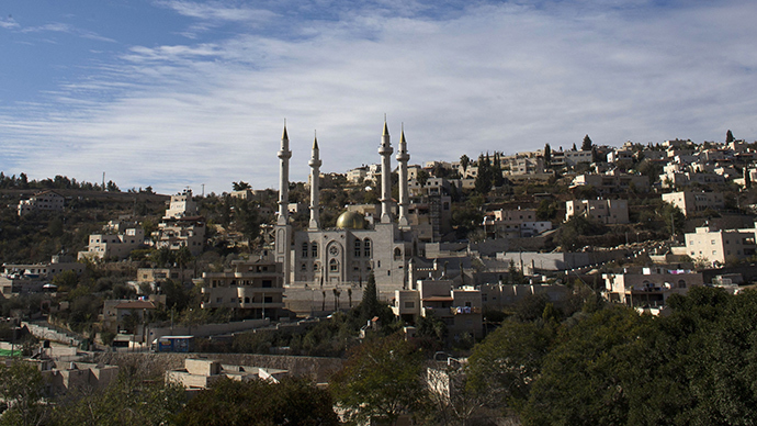 The Israeli-Arab village of Abu Ghosh, near Jerusalem (Reuters / Ronen Zvulun)