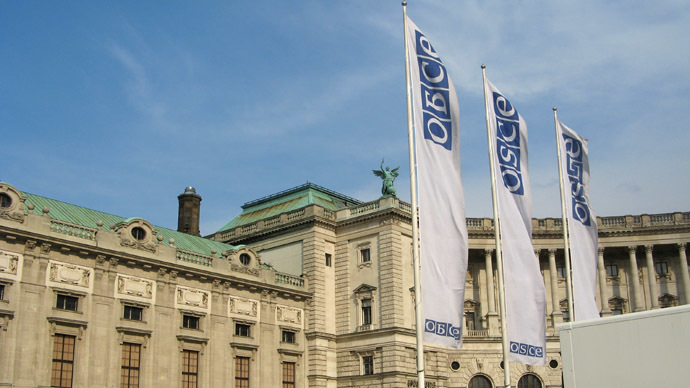OSCE Permanent Council site at Hofburg, Vienna. (Photo from Wikipedia.org)