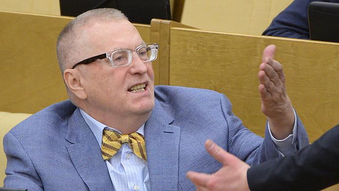 LDPR leader Vladimir Zhirinovsky (RIA Novosti / Vladimir Fedorenko)