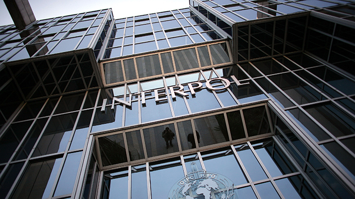 Interpol's building (AFP Photo)