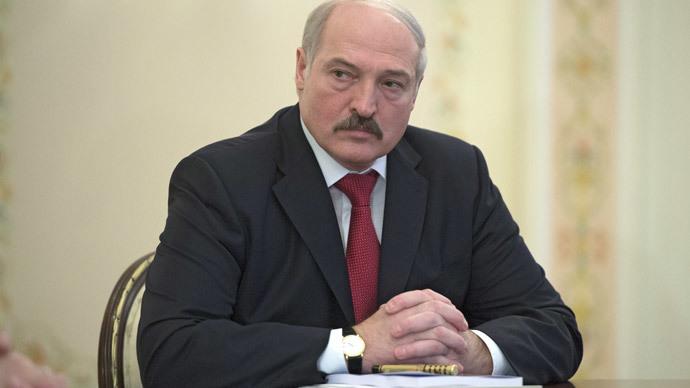 Belarusian President Alexander Lukashenko.(RIA Novosti / Sergey Guneev)