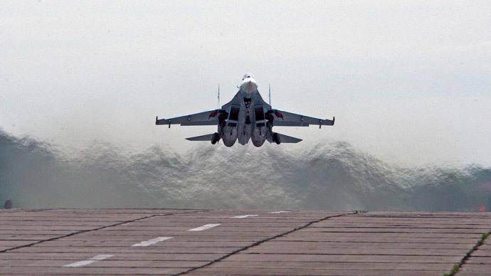 Sukhoi Su-27 (RIA Novosti / Igor Zarembo)