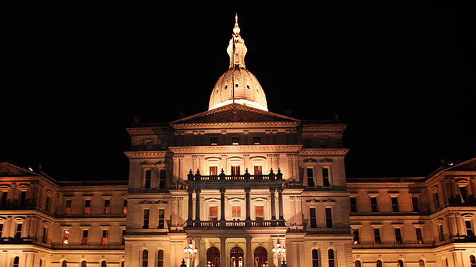 Michigan State Capitol  (Bill Pugliano / Getty Images / AFP)