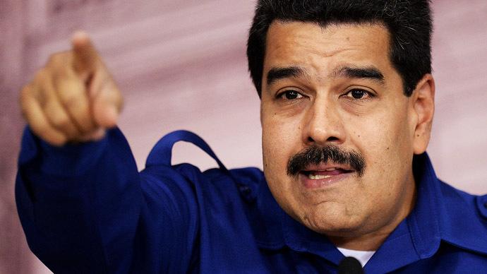 Venezuelan President Nicolas Maduro (AFP Photo/Juan Barreto)