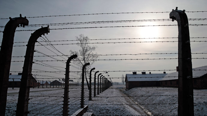 Former Auschwitz-Birkenau concentration camp (Reuters / Kacper Pempel)