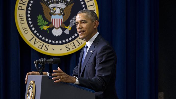 US President Barack Obama (AFP Photo / Saul Loeb)