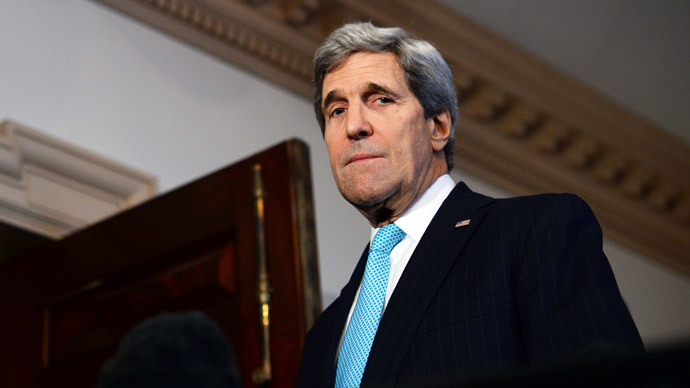 US Secretary of State John Kerry.( AFP Photo / Jewel Samad )