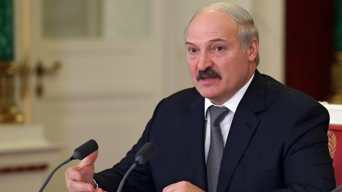 Belarusian President Aleksandr Lukashenko (RIA Novosti / Michail Metzel)