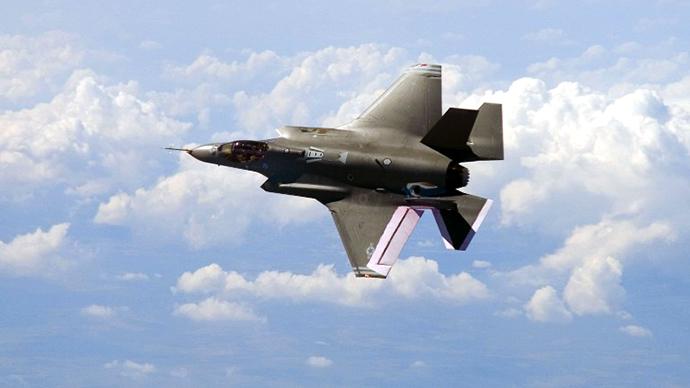 Joint Strike Fighter F-35 (AFP Photo)