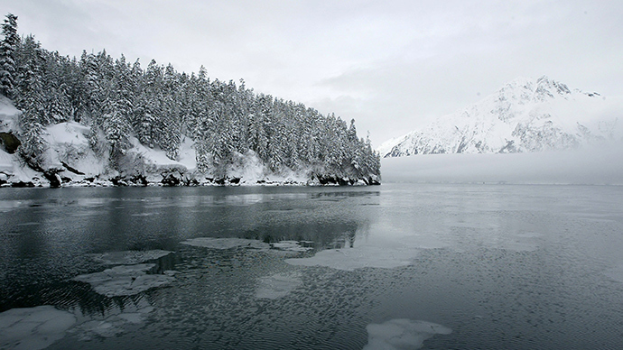 Valdez, Alaska (AFP Photo)