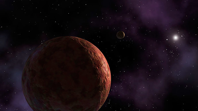 "A newly discovered planet-like object, dubbed ""Sedna"" is seen in this artist's concept released by NASA March 26, 2014. (Reuters / NASA / JPL-Caltech / Handout via Reuters)"