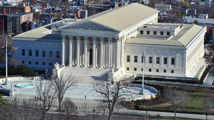 The US Supreme Court building (AFP Photo / Karen Bleier)