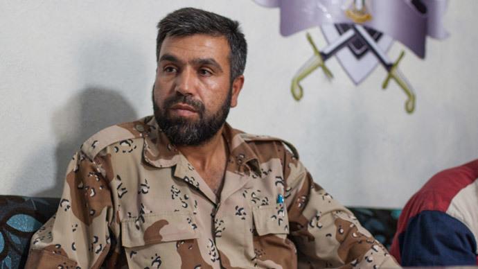 Jamal Maarouf (AFP Photo / Daniel Leal-Olivas)