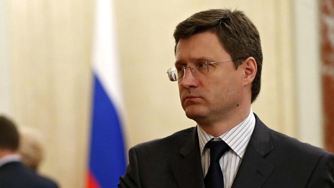 Russian Energy Minister Alexander Novak (RIA Novosti/Dmitry Astakhov)