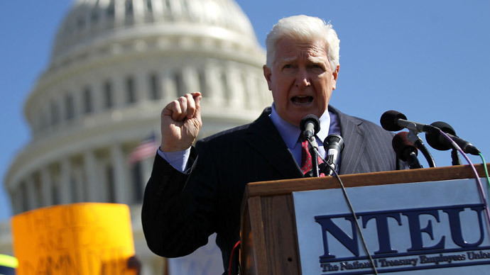U.S. Rep. Jim Moran.(AFP Photo / Alex Wong)