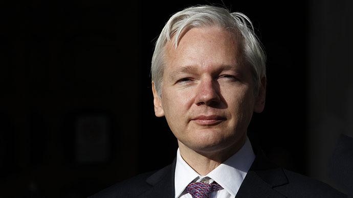 WikiLeaks founder Julian Assange (Reuters / Suzanne Plunkett)