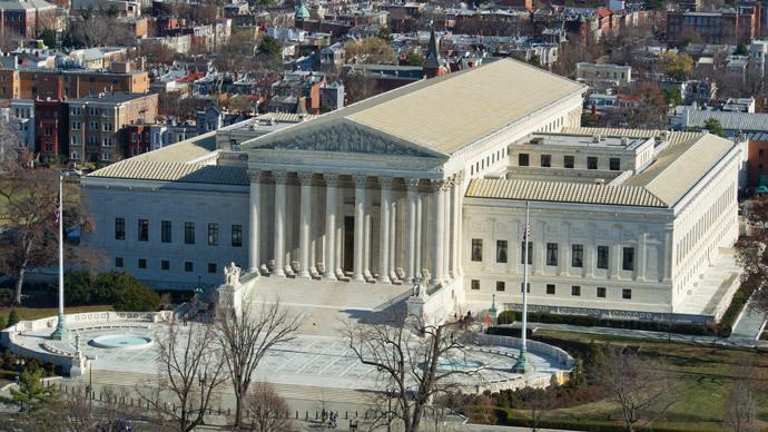 US Supreme Court.(AFP Photo / Karen Bleier)