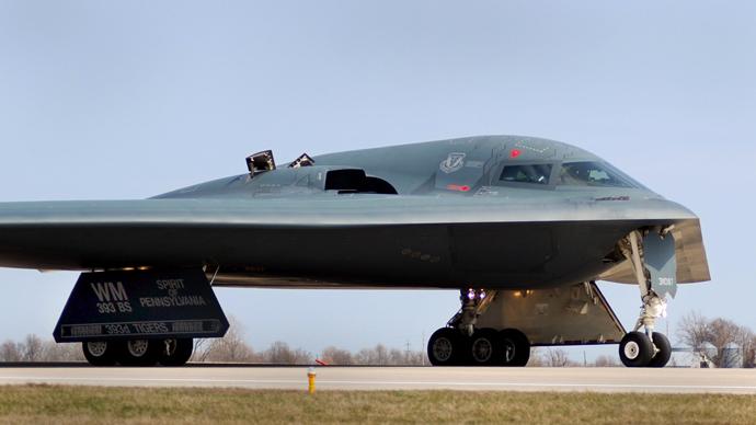 B-2 stealth bomber (AFP Photo)