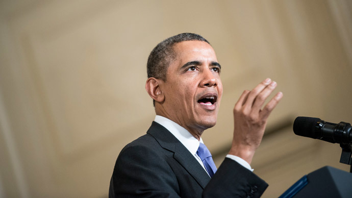 US President Barack Obama.(AFP Photo / Brendan Smialowski )