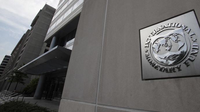The International Monetary Fund (IMF) headquarters building is seen in Washington, DC (AFP Photo / Yuri Gripas)