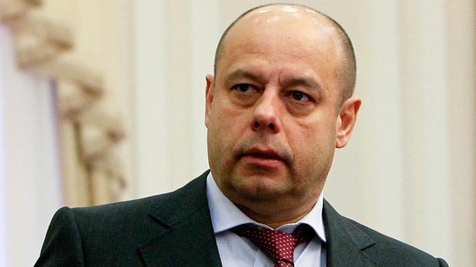 Ukraine's Energy Minister Yury Prodan (Reuters / Valentyn Ogirenko)
