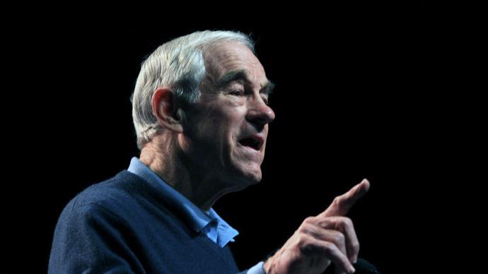 Ron Paul (Reuters/Robert Galbraith)