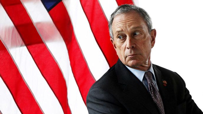 Former New York City Mayor Michael Bloomberg (Reuters/Shannon Stapleton)