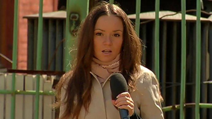 Kristina Babaeva (image from http://8day.tv)