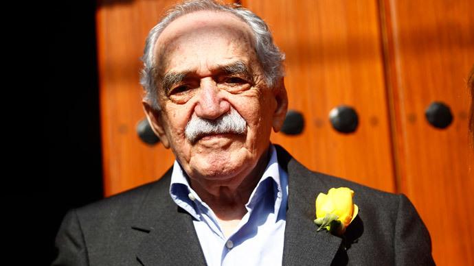 Gabriel Garcia Marquez (Reuters / Edgard Garrido)