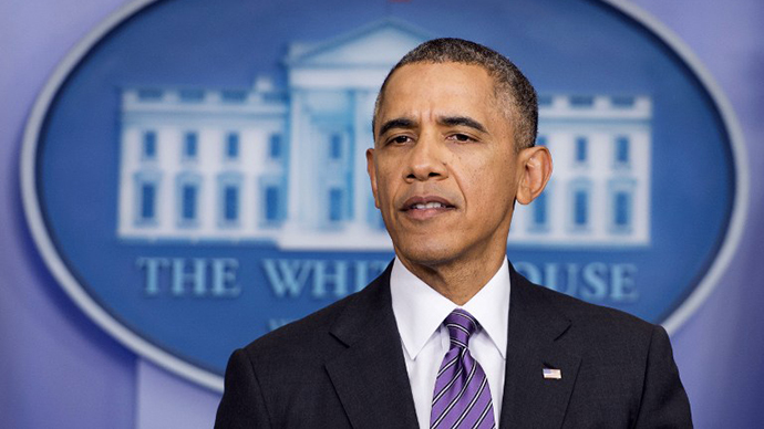 US President Barack Obama (AFP Photo / Jim Watson)