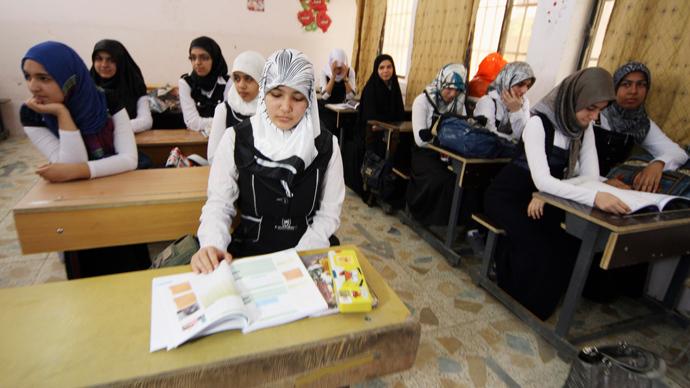 Reuters / Mushtaq Muhammed