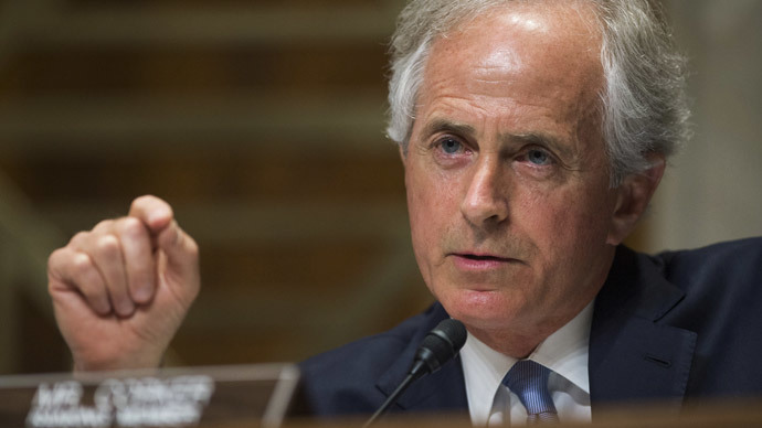 US Republican Senator Bob Corker.(AFP Photo / Saul Loeb)
