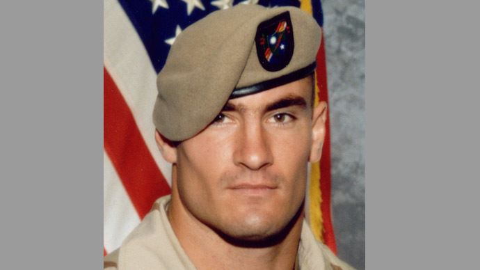 Pat Tillman (Reuters/Photography Plus C/O Stealth Media Solution)