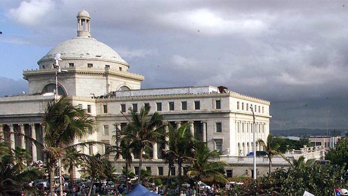 The Capitol House in San Juan (Reuters/Ana Martinez)