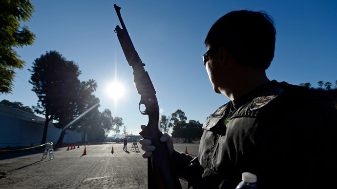Reuters / Kevork Djansezian